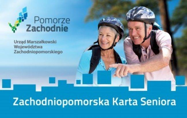 Gmina Trzebiatów przystąpiła do programu Zachodniopomorskiej Karty Seniora.