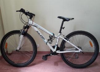 Policja w Gryficach poszukuje właściciela roweru.