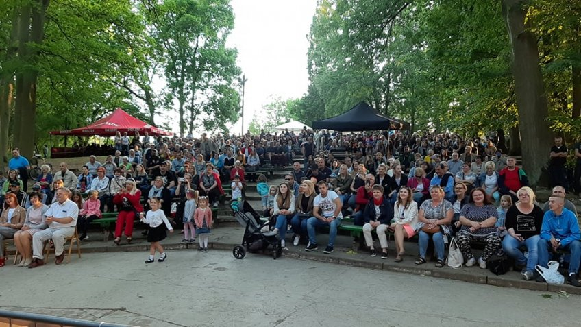 27 edycja Festiwalu Ekologicznego EKO-MIX Płoty 2019 za nami. Fot. Urząd Miasta i Gminy Płoty.