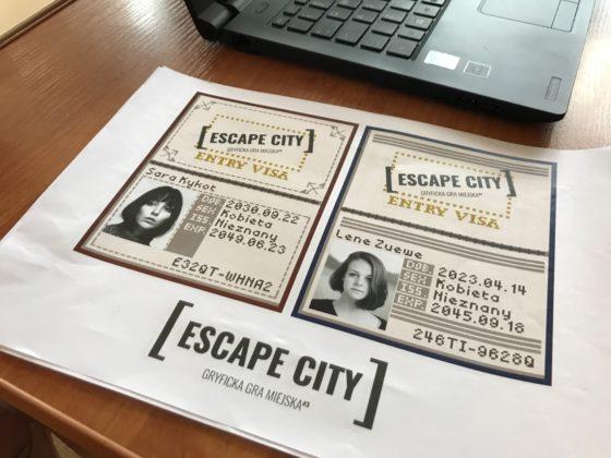 Escape City Gryfice 2019