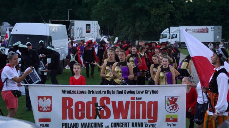 Red Swing Low w Rastede 2019