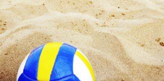 plaża siatkówka