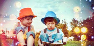 dzieci książka