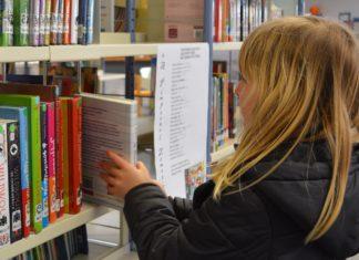 dziecko biblioteka