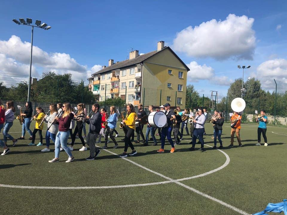 Fot. Młodzieżowa Orkiestra Dęta w Płotach/Facebook