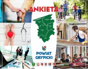 ankieta powiatu gryfickiego