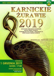Karnickie Żurawie 2019