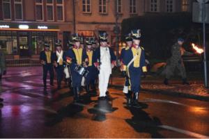 uroczystości listopadowe w Trzebiatowie