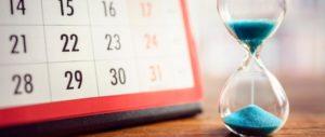 kalendarz klepsydra