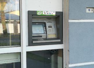 bankomat włamanie