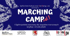 marching camp