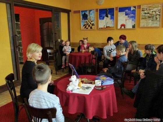 spotkanie z Renatą Teresą Korek w GDK