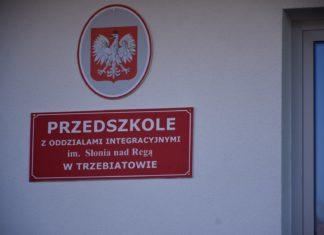 otwarcie przedszkola w Trzebiatowie