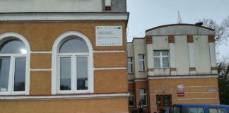 szkoła w Płotach