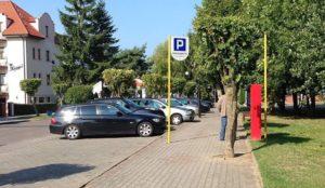 parking Rewal Gmina