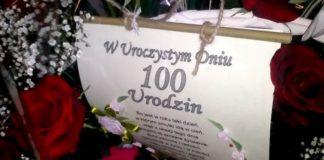 100 urodziny