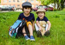 szkoła plecak dziecko