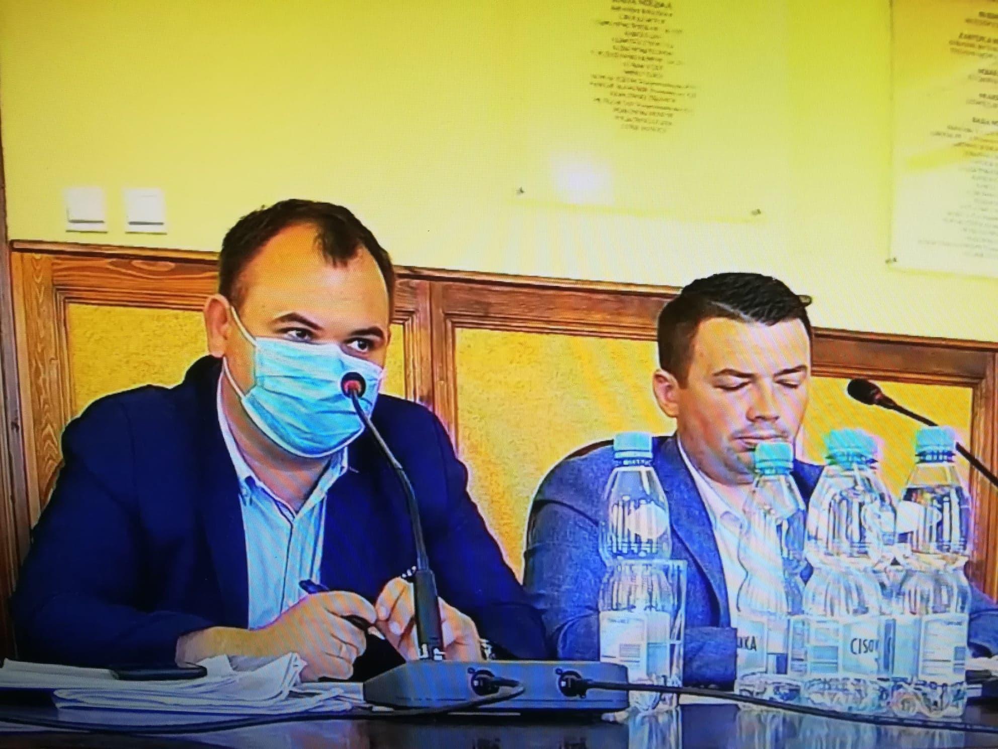 Obrady XXII sesji Rady Miejskiej w Trzebiatowie były bardzo burzliwe