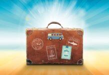 walizka wakacje