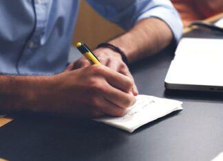 biuro list pisanie