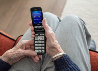 telefon senior
