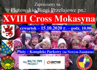 XVII CROSS MOKASYNA