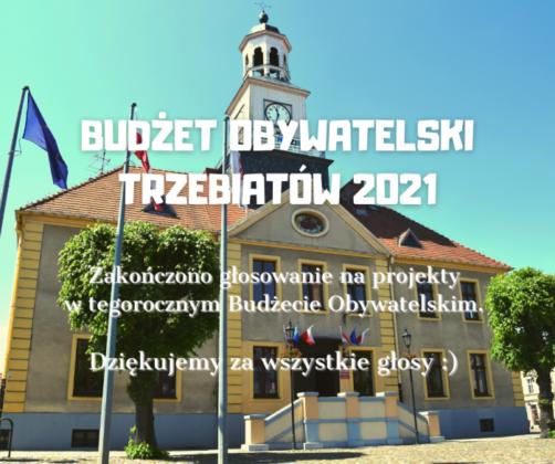 budżet trzebiatów