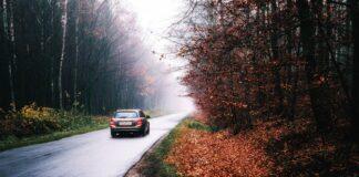 samochód droga