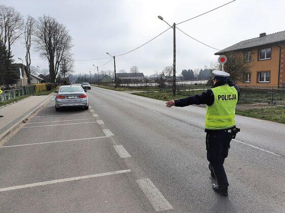 POLICJA PILNOWAŁA