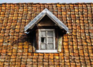 azbest dach