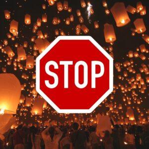 LAMPIONOM STOP