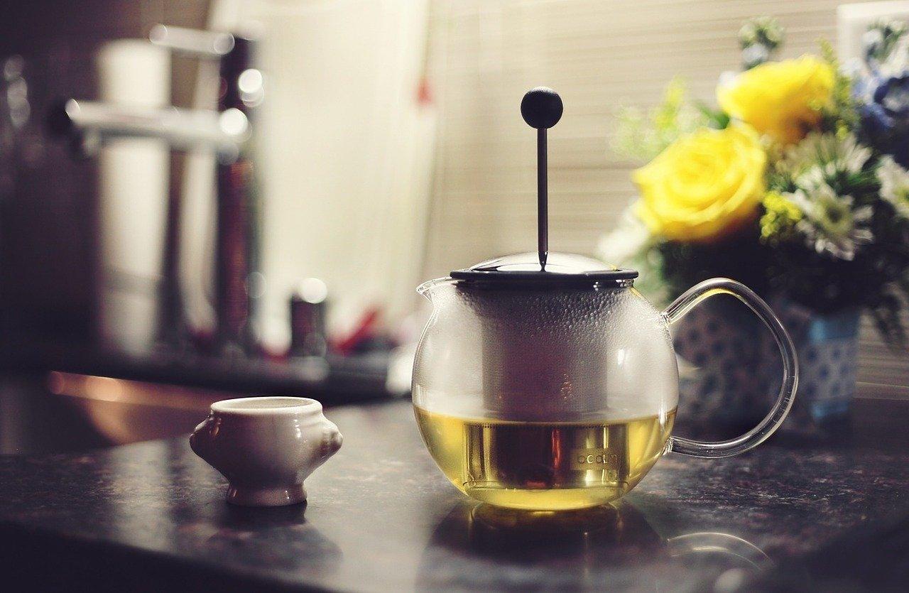 Tenina zawarta w zielonej herbacie lagodzi stres uspokaja i wycisza