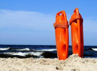 ratownik morze