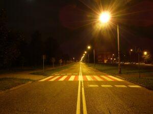 pasy przejście dla pieszych