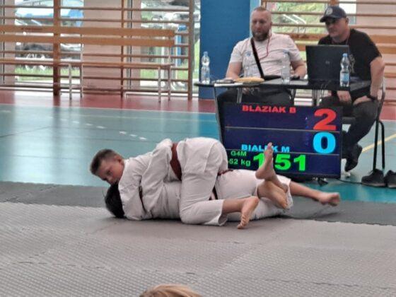 ZAWODY jiu jitsu